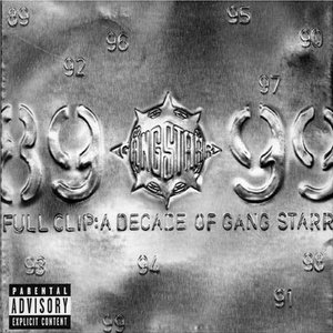 Image pour 'Full Clip: A Decade Of Gang Starr'