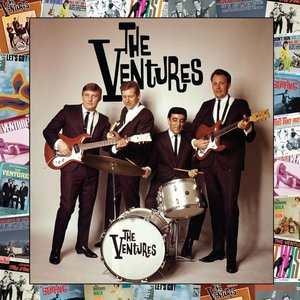 """The Very Best Of The Ventures""的封面"