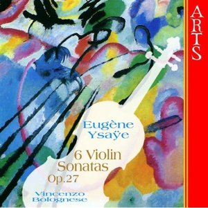 Image for 'Sonata No. 1 To Joseph Szigeti G Minor: Fugato'
