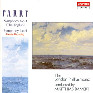 Image for 'Parry: Symphonies Nos. 3 and 4'
