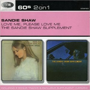 Image pour 'Love Me, Please Love Me/The Sandie Shaw Supplement'