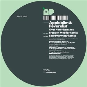Image for 'Over Here (Brendon Moeller Remix)'