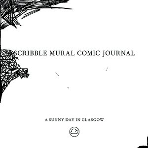 Image for 'Scribble Mural Comic Journal'
