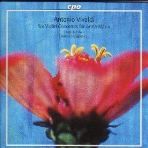 Image for 'Vivaldi: 6 Violin Concertos for Anna Maria'