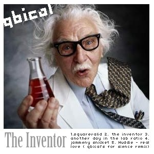 Image for 'The Inventor EP'