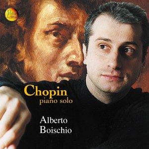 Image for 'Alberto Boischio Plays Chopin Piano Solo'