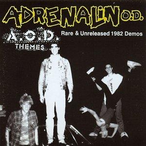 Imagen de 'A.O.D. Themes: Rare & Unreleased 1982 Demos'