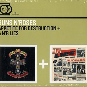 Image for '2 for 1: Appetite for Destruction + G N'R Lies'