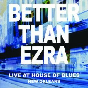 Image pour 'Live At House Of Blues New Orleans'