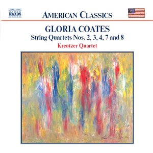 Immagine per 'COATES, G: String Quartets Nos. 2, 3, 4, 7 and 8'