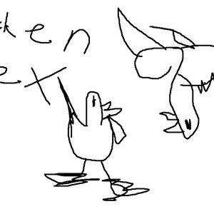 Image for 'La Cuisse de poulet et de la tragédie Poultryhood'