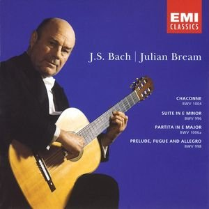 Immagine per 'J. S. Bach: Lute works'