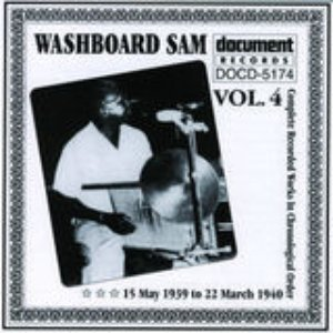 Image for 'Washboard Sam Vol. 4 1939-1940'
