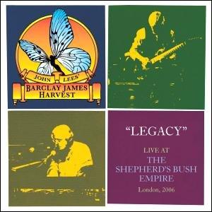 Immagine per 'Legacy: Live A Shepherds Bush Empire 2006'