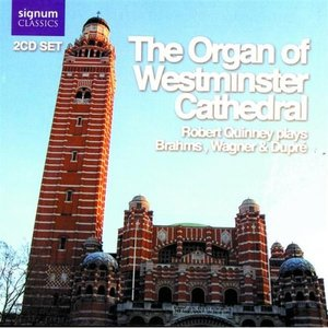 Image for 'The Organ of Westminster Cathedral'