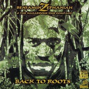 Image for 'Benjamin Zephaniah & The Hazardous Dub Company'