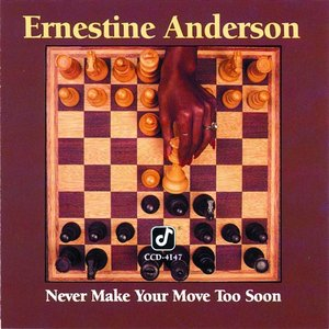 Image for 'Never Make Your Move Too Soon'