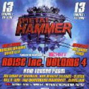 Imagen de 'Metal Hammer: Noise Inc. Volume 4'