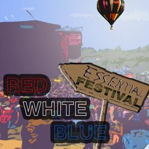 Image for 'Essential Festival: Red, White, Blue'