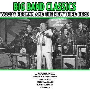 Immagine per 'Big Band Classics - Woody Herman And The New Third Herd'