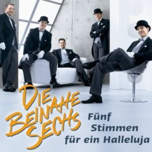 Image for 'Fünf Stimmen für ein Halleluja'