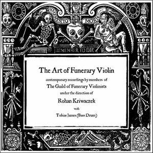 Image for 'The Art of Funerary Violin'