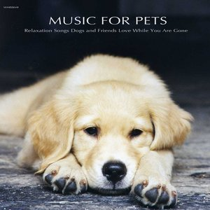 Image for 'Music for Pets - Relaxation Songs Dogs and Friends Love While You Are Gone'
