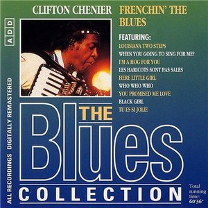 Image for 'The Blues Collection 42: Frenchin' the Blues'