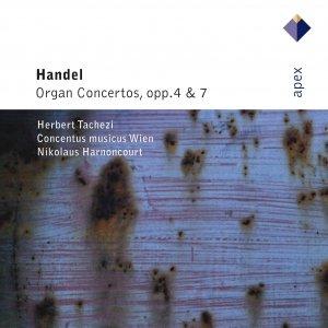 Image for 'Handel : Organ Concerto No.12 in B flat major Op.7 No.6 HWV311 : I Pomposo'
