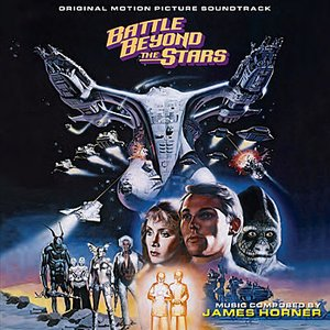 """Image pour 'The Hunter (From the original soundtrack for """"Battle Beyond The Stars"""")'"""
