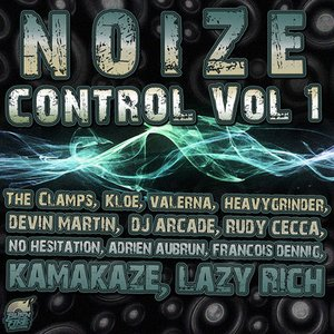 Image for 'Noize Control! Vol. 1'