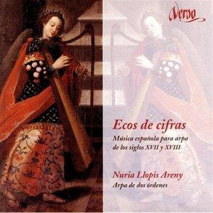 Image for 'Ecos De Cifras - Musica Espanola Para Arpa De Los Siglos XVII Y XVIII'