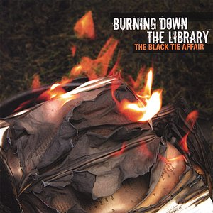 Image for 'Burning Down the Library'
