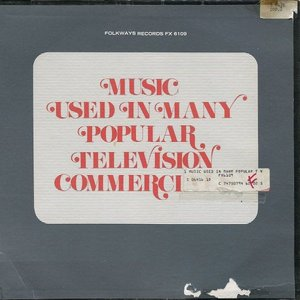 Image for 'Music Used in Many Popular Television Commercials'