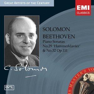 Image for 'Beethoven: Piano Sonatas 29 & 32'
