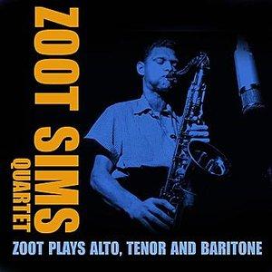 Image for 'Zoot Plays Alto, Tenor And Baritone'