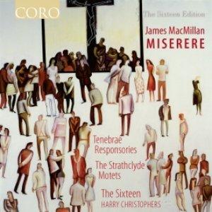 Image for 'James MacMillan: Miserere'