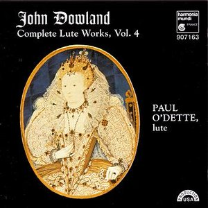"Image for 'Galliard [on ""Awake Sweet Love""], P 92 (Dowland)'"