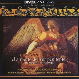 Image for 'Legrenzi, G.B.: Morte Del Cor Penitente (La) (Sonatori De La Gioiosa Marca)'