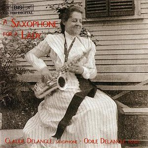 Image for 'Saxophone for a Lady'