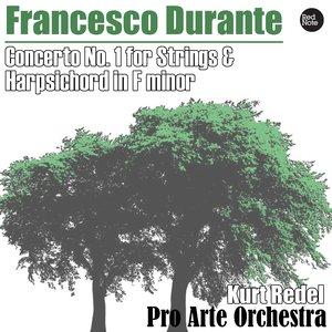 Image for 'Concerto No.1 for Strings & Harpsichord in F Minor: II. Allegro - Andante'
