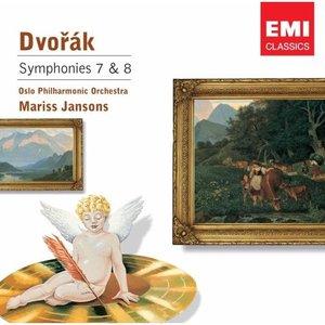Image for 'Dvorák: Symphony Nos 7 & 8'