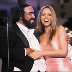 Image for 'Luciano Pavarotti & Mariah Carey'