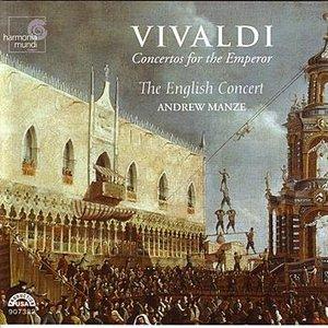 Image for 'Vivaldi: Concertos For The Emperor'