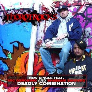 Image for 'Deadly Combination (feat. Mic Geronimo & Shabaam Sahdeeq) - Single'