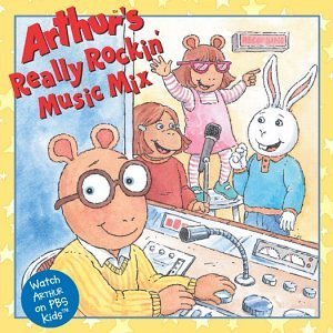 Image for 'Arthur's Really Rockin' Music Mix'