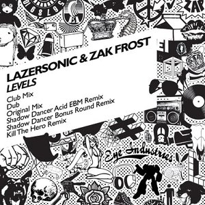 Image for 'Lazersonic & Zak Frost'