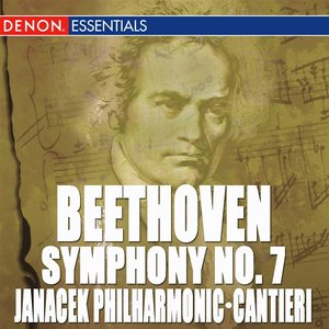 Image for 'Beethoven: Symphony No. 7'