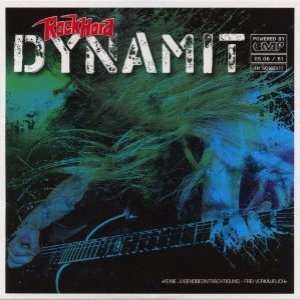 Image for 'Rock Hard: Dynamit, Volume 51'