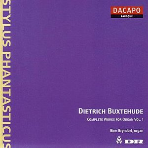 Image for 'BUXTEHUDE: Organ Works, Vol.  1'